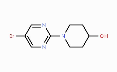887425-47-0   1-(5-bromopyrimidin-2-yl)piperidin-4-ol
