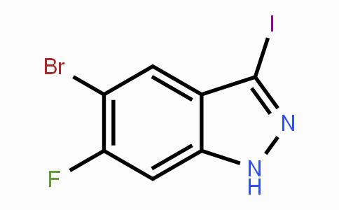 633335-82-7 | 5-bromo-6-fluoro-3-iodo-1H-indazole