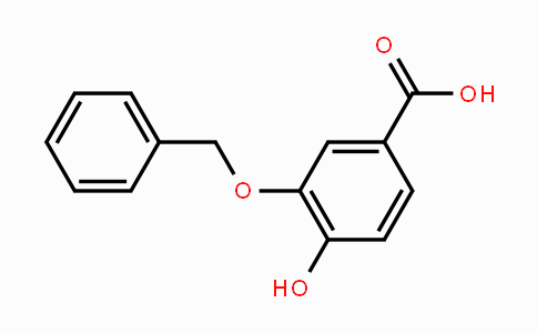 159832-34-5 | 3-(benzyloxy)-4-hydroxybenzoic acid