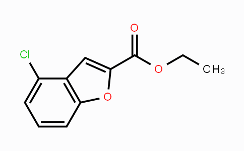 1383842-58-7 | ethyl 4-chlorobenzofuran-2-carboxylate