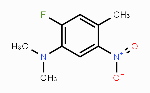 1803836-71-6 | 2-fluoro-N,N,4-trimethyl-5-nitroaniline
