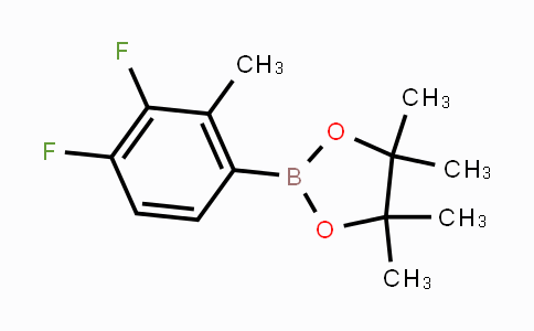 1025707-97-4 | 2-(3,4-difluoro-2-methylphenyl)-4,4,5,5-tetramethyl-1,3,2-dioxaborolane