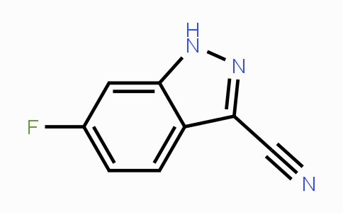 885278-33-1 | 6-fluoro-1H-indazole-3-carbonitrile