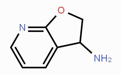 870061-94-2 | 2,3-dihydrofuro[2,3-b]pyridin-3-amine
