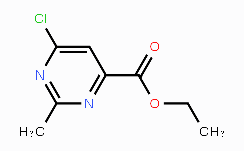 744253-37-0 | ethyl 6-chloro-2-methylpyrimidine-4-carboxylate
