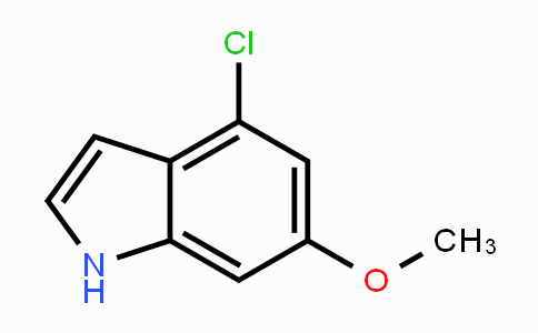 93490-31-4 | 4-chloro-6-methoxy-1H-indole