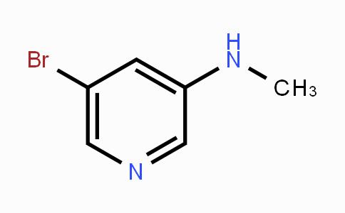 873383-06-3 | 5-bromo-N-methylpyridin-3-amine
