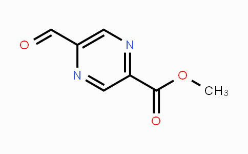 710322-57-9 | methyl 5-formylpyrazine-2-carboxylate