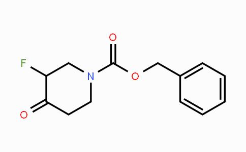 845256-59-9 | benzyl 3-fluoro-4-oxopiperidine-1-carboxylate