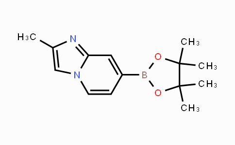 1419554-45-2 | 2-methyl-7-(4,4,5,5-tetramethyl-1,3,2-dioxaborolan-2-yl)imidazo[1,2-a]pyridine