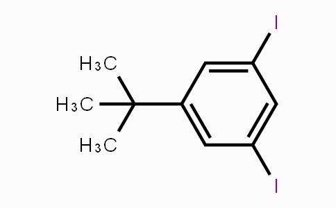 148209-54-5   1-tert-butyl-3,5-diiodobenzene
