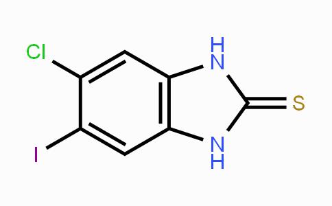 1219741-21-5 | 5-chloro-6-iodo-1H-benzo[d]imidazole-2(3H)-thione