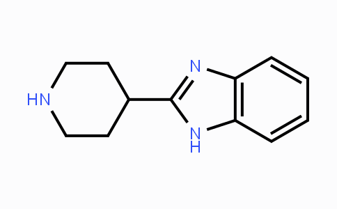 38385-95-4 | 2-(piperidin-4-yl)-1H-benzo[d]imidazole