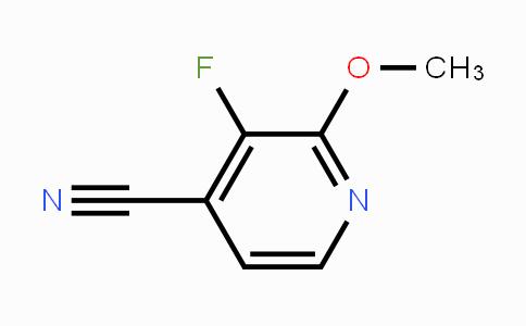 1210041-69-2 | 3-fluoro-2-methoxyisonicotinonitrile