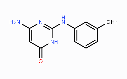 1030458-88-8 | 6-amino-2-(m-tolylamino)pyrimidin-4(3H)-one