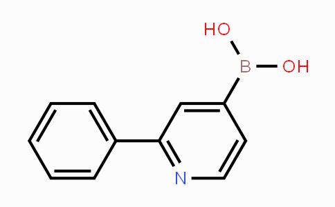 1146614-46-1 | 2-phenylpyridin-4-ylboronic acid
