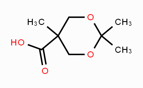 16837-14-2 | 2,2,5-Trimethyl-1,3-dioxane-5-carboxylic Acid