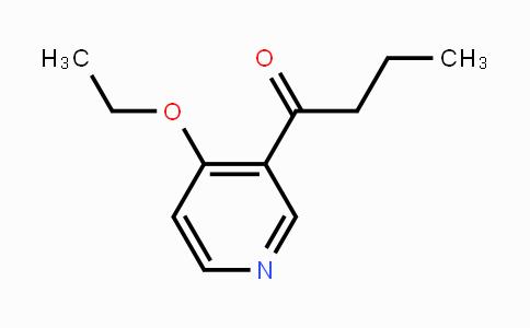 1864526-45-3 | 1-(4-Ethoxypyridin-3-yl)butan-1-one