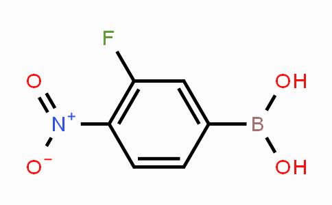 1350451-69-2 | 3-fluoro-4-nitrophenylboronic acid