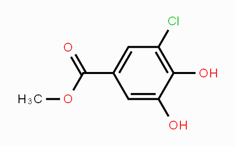 132496-77-6 | methyl 3-chloro-4,5-dihydroxybenzoate
