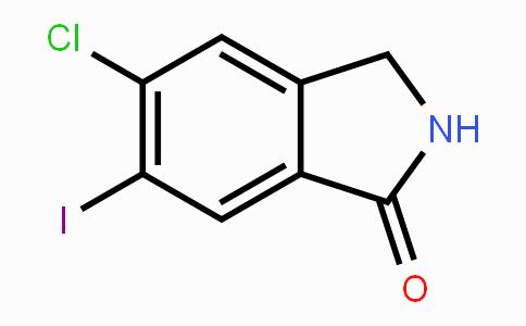 1262416-25-0 | 5-chloro-6-iodoisoindolin-1-one