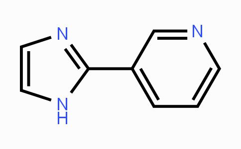 13570-00-8 | 3-(1H-imidazol-2-yl)pyridine