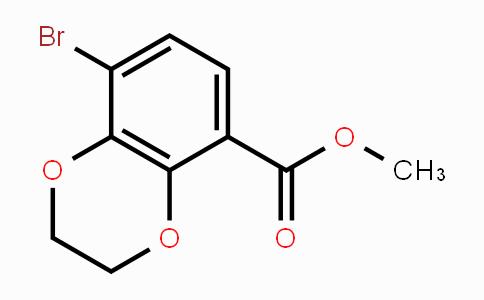 823225-66-7 | methyl 8-bromo-2,3-dihydrobenzo[b][1,4]dioxine-5-carboxylate