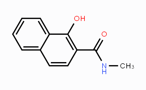 62353-81-5 | 1-hydroxy-N-methyl-2-naphthamide