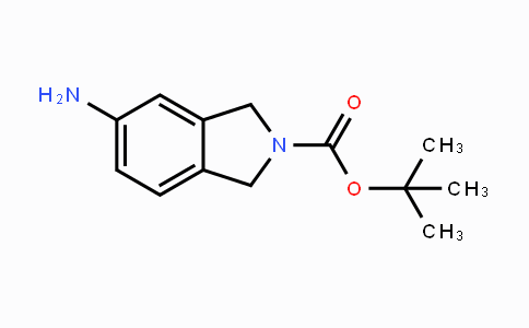 264916-06-5   tert-butyl 5-aminoisoindoline-2-carboxylate
