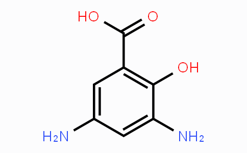 112725-89-0 | 3,5-diamino-2-hydroxybenzoic acid