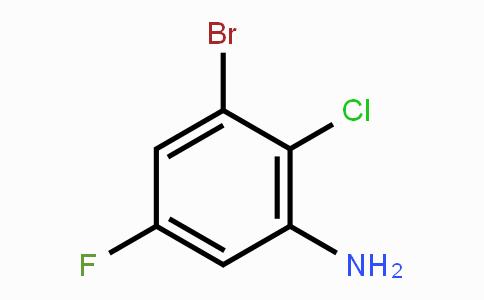 1269233-61-5 | 3-bromo-2-chloro-5-fluoroaniline
