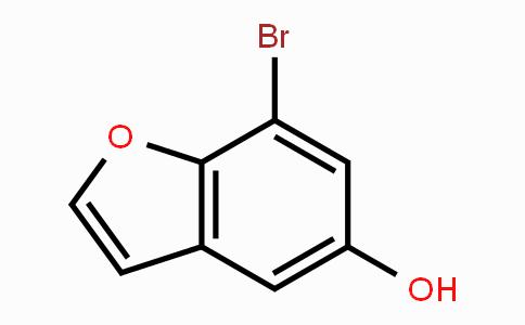 603311-31-5 | 7-bromobenzofuran-5-ol