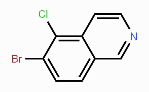 1221232-30-9 | 6-bromo-5-chloroisoquinoline