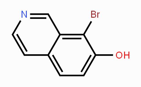 660398-06-1 | 8-bromoisoquinolin-7-ol