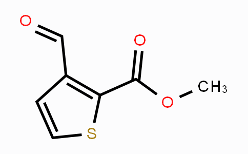 DY443706 | 67808-71-3 | methyl 3-formylthiophene-2-carboxylate