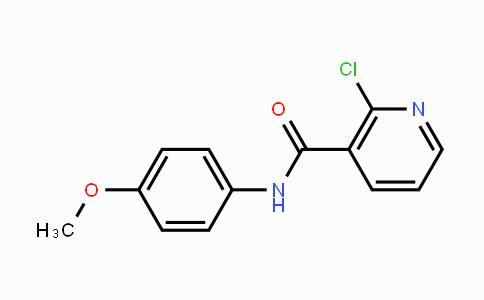 56149-30-5 | 2-chloro-N-(4-methoxyphenyl)nicotinamide