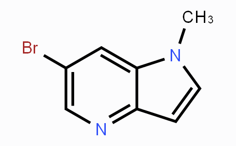 1086064-46-1 | 6-bromo-1-methyl-1H-pyrrolo[3,2-b]pyridine