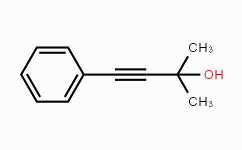 1719-19-3 | 2-methyl-4-phenylbut-3-yn-2-ol