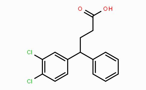 79560-18-2 | 4-(3,4-dichlorophenyl)-4-phenylbutanoic acid