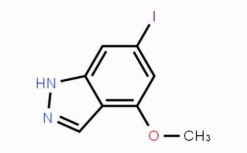 885523-20-6 | 6-iodo-4-methoxy-1H-indazole