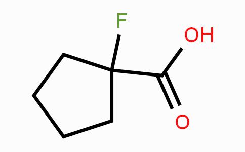 1557370-29-2 | 1-fluorocyclopentanecarboxylic acid