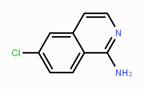 102200-00-0 | 6-chloroisoquinolin-1-amine