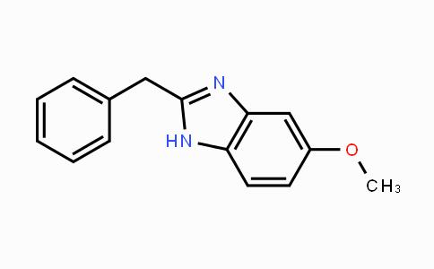 40608-76-2 | 2-benzyl-5-methoxy-1H-benzo[d]imidazole