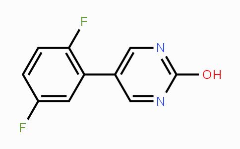 1111108-68-9 | 5-(2,5-difluorophenyl)pyrimidin-2-ol