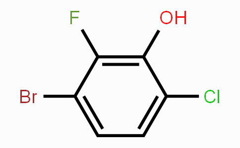 943830-14-6 | 3-bromo-6-chloro-2-fluorophenol