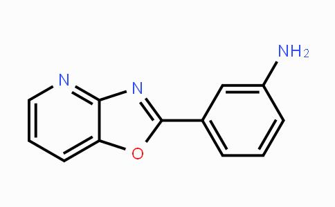 52333-90-1   3-(oxazolo[4,5-b]pyridin-2-yl)aniline