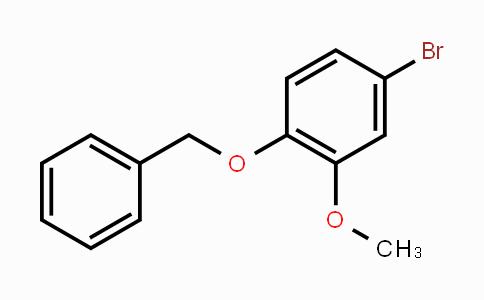 63057-72-7 | 1-(benzyloxy)-4-bromo-2-methoxybenzene