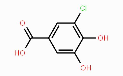 87932-49-8 | 3-chloro-4,5-dihydroxybenzoic acid