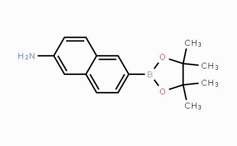 1312611-42-9 | 6-(4,4,5,5-tetramethyl-1,3,2-dioxaborolan-2-yl)naphthalen-2-amine