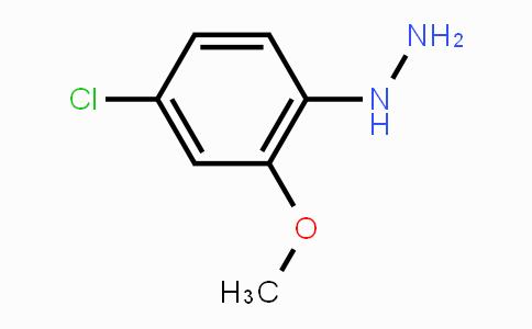 182923-56-4 | (4-chloro-2-methoxyphenyl)hydrazine